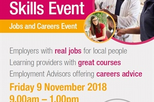 Employ Your Skills! - Jobs and Careers Event