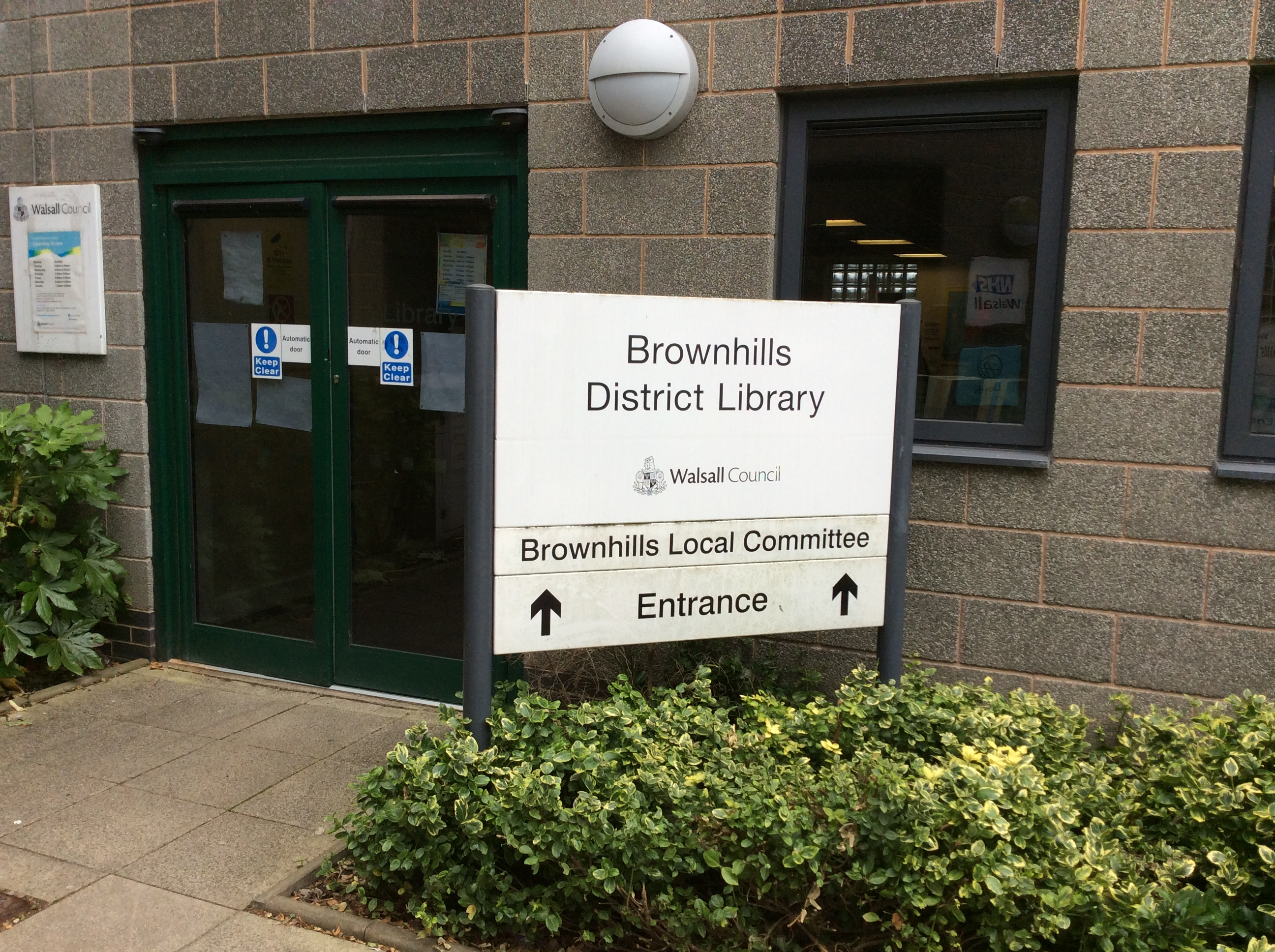 Brownhills District Library