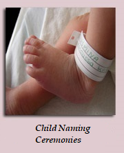Child naming ceremonies Page