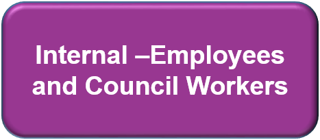 Internal -Employees and Council Workers