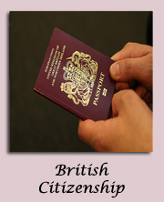 British Citizenship Page