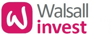 Walsall Invest logo
